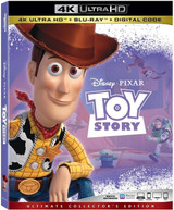 TOY STORY 4K BLURAY