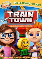 TRAIN TOWN: ADVENTURES WITH MACHINES DVD