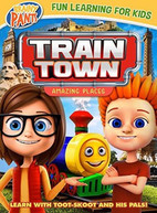 TRAIN TOWN: AMAZING PLACES DVD