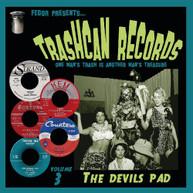 TRASHCAN RECORDS VOLUME 3: DEVILS PAD / VARIOUS VINYL