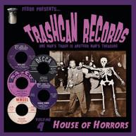 TRASHCAN RECORDS VOLUME 4: HOUSE OF HORRORS / VAR VINYL