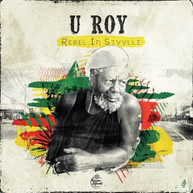 U -ROY - REBEL IN STYYLLE VINYL