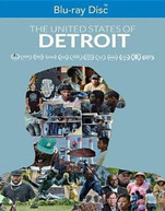 UNITED STATES OF DETROIT BLURAY