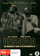 UNSOLVED: THE MURDERS OF TUPAC & THE NOTORIOUS B.I.G. (2018)  [DVD]