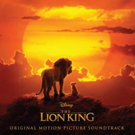 VARIOUS ARTISTS - THE LION KING (2019 SOUNDTRACK) * CD