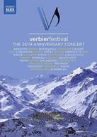 VERBIER FESTIVAL 25TH DVD