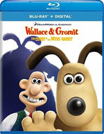 WALLACE &  GROMIT: CURSE OF THE WERE -RABBIT BLURAY