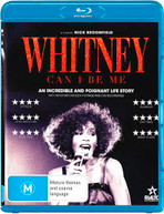 WHITNEY: CAN I BE ME (2017)  [BLURAY]