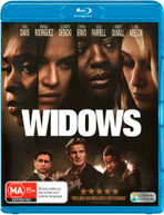 WIDOWS (4K UHD) (2017)  [BLURAY]