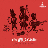 WRIGGLERS - MENTO CLASSICS FROM THE 50'S VINYL