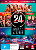 WWE 24: BEST OF 2018 (EMPOWERED / RAW 25 / THE HARDYS: WOKEN / [DVD]