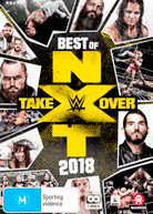WWE: BEST OF NXT TAKEOVER 2018 (2018)  [DVD]