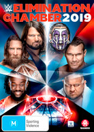 WWE: ELIMINATION CHAMBER 2019 (2019)  [DVD]