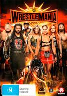 WWE: WRESTLEMANIA 35 (2019)  [DVD]
