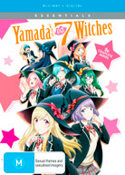 YAMADA-KUN AND THE SEVEN WITCHES: THE COMPLETE SERIES (2015)  [BLURAY]