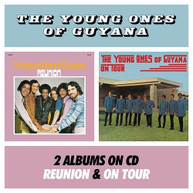 YOUNG ONES FROM GUYANA - ON TOUR / REUNION CD