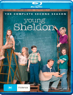 YOUNG SHELDON: SEASON 2 (2018)  [BLURAY]