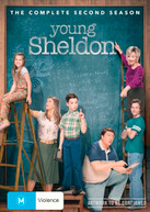 YOUNG SHELDON: SEASON 2 (2018)  [DVD]