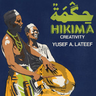 YUSEF LATEEF - HIKIMA: CREATIVITY VINYL