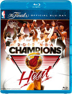 NBA: MIAMI HEAT 2012 CHAMPIONS (2012)  [BLURAY]