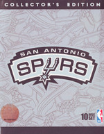 NBA: SAN ANTONIO SPURS COLLECTOR'S SET  [DVD]