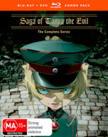 SAGA OF TANYA THE EVIL: THE COMPLETE SERIES (BLU-RAY/DVD) (2017)  [BLURAY]