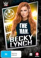 WWE: BECKY LYNCH: THE MAN (2019)  [DVD]