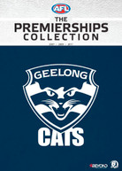 AFL THE PREMIERSHIPS COLLECTION: GEELONG (2007 / 2009 / 2011) (2018)  [DVD]