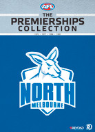 AFL THE PREMIERSHIPS COLLECTION: NORTH MELBOURNE (1975 / 1977 / 1996 / [DVD]