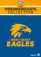 AFL THE PREMIERSHIPS COLLECTION: WEST COAST EAGLES (1992 / 1994 / 2006 / [DVD]