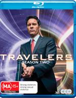 TRAVELERS: SEASON TWO (2017)  [BLURAY]