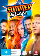 WWE: SUMMERSLAM 2019 (2019)  [DVD]