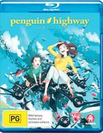 PENGUIN HIGHWAY (2018)  [BLURAY]