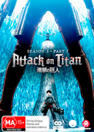 ATTACK ON TITAN: SEASON 3 PART 1 (2018)  [DVD]