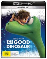 THE GOOD DINOSAUR (4K UHD) (2015)  [BLURAY]