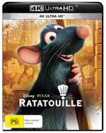 RATATOUILLE (4K UHD) (2007)  [BLURAY]