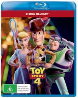 TOY STORY 4 (2 DISC BLU-RAY) (2019)  [BLURAY]