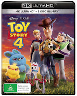 TOY STORY 4 (4K UHD/2 DISC BLU-RAY) (2019)  [BLURAY]