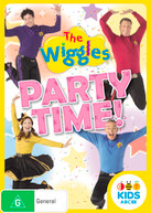 THE WIGGLES: PARTY TIME (2019)  [DVD]