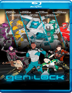 GEN:LOCK (2019)  [BLURAY]