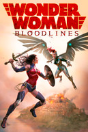 WONDER WOMAN: BLOODLINES (2019)  [DVD]