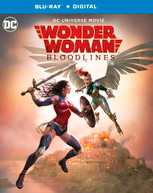 WONDER WOMAN: BLOODLINES (2019)  [BLURAY]