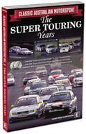 CLASSIC AUSSIE MOTORSPORT: VOLUME 5: THE SUPER TOURING YEARS (2019)  [DVD]