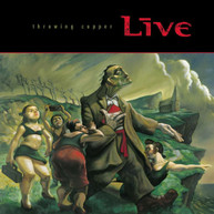 LIVE - THROWING COPPER (25TH ANNIVERSARY) [DELUXE] (2CD) * CD