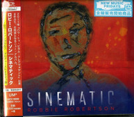 ROBBIE ROBERTSON - SINEMATIC CD