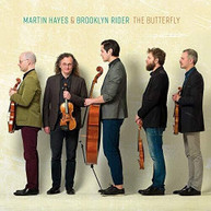 MARTIN HAYES / BROOKLYN  RIDER - BUTTERFLY CD
