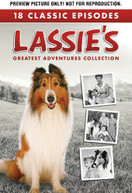 LASSIE'S GREATEST ADVENTURES COLLECTION DVD