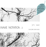 SATOSHI ASHIKAWA - STILL WAY (WAVE) (NOTATION) (2) VINYL