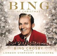 BING CROSBY - BING AT CHRISTMAS CD