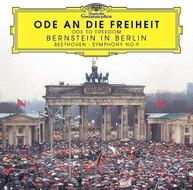 LEONARD BERNSTEIN - ODE AN DIE FREIHEIT / ODE TO FREEDOM CD